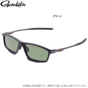 【取り寄せ商品】 がまかつ GM1777 (グリーン) 偏光サングラス (2021年モデル) (c)|f-marunishiweb2nd