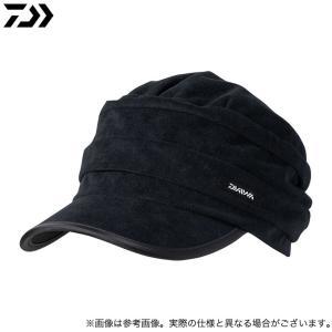 ダイワ DC-6521W (ブラック) ギャザードワークキャップ (帽子・キャップ/2021年モデル) /(5)|f-marunishiweb2nd