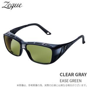 【取り寄せ商品】 Zeque OPA F-1905 (EG) (ゼクー オーパ) (オーバーグラス/サングラス/偏光グラス) /(c)|f-marunishiweb2nd
