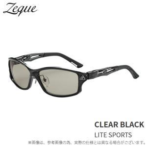 【取り寄せ商品】 Zeque STELTH F-1923 クリアブラック (LS) (ゼクー ステルス) (サングラス/偏光グラス) /(c)|f-marunishiweb2nd
