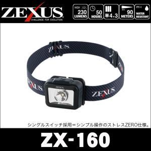 冨士灯器 ゼクサス LEDヘッドライト (ZX-160)(5) f-marunishiweb2nd