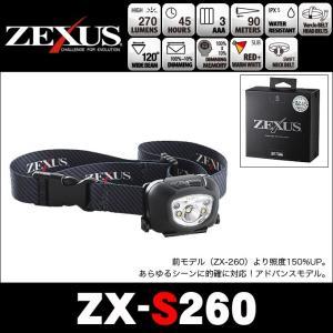 冨士灯器 ゼクサス LEDヘッドライト (ZX-S260 ) (5) f-marunishiweb2nd