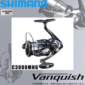 シマノ 19 ヴァンキッシュ C3000MHG (スピニングリール) 2019年モデル /(5) f-marunishiweb2nd
