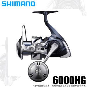 シマノ 21 ツインパワー SW 6000HG (2021年モデル) スピニングリール /(5) f-marunishiweb2nd