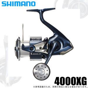 シマノ 21 ツインパワー XD 4000XG (2021年モデル) スピニングリール /(5) f-marunishiweb2nd
