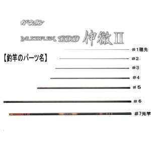 23436723がま鮎伸徹2-72 #3 (上から3番目節)...
