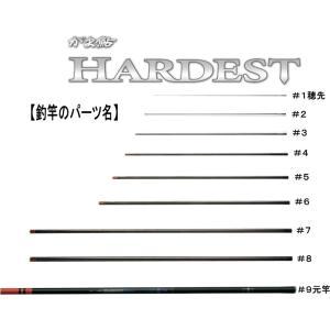 23442908がま鮎ハーディスト90 #8(上から8番目節...