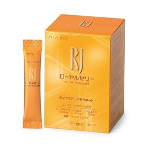 資生堂 RJ ローヤルゼリー 顆粒 1.5g×30袋|f-netgolf