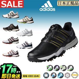 【ソフトスパイク】【ワイズ:3E】【日本正規品】 人気 adidas メンズ 男性用 ゴルフグッズ用...
