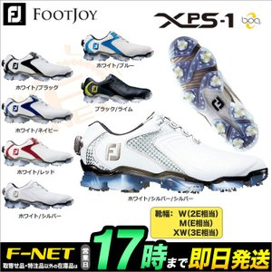 人気 FootJoy フットジョイ ゴルフシューズ FJ XPS-1 BOA エックスピーエスワン ...