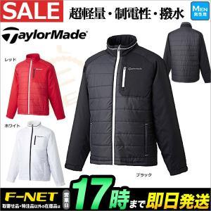 セール・テーラーメイド CBZ58 L/S 中綿 スタッフド フルジップウインド ジャケット|f-netgolf