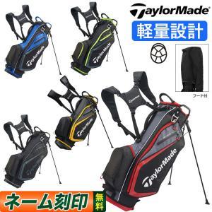 テーラーメイド ゴルフ TaylorMade JJJ45 TM セレクトプラス スタンドバッグ キャ...