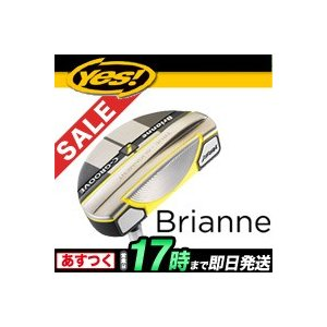 Yes! イエス パター True Alignment Brianne ブリアン|f-netgolf