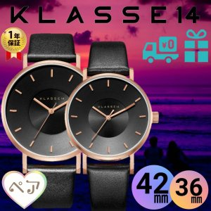 クラス14 KLASSE14 ヴォラーレ ダークローズ (VOLARE Dark Rose) 腕時計...