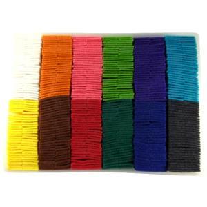 この商品は360ピースのたっぷりサイズにパッケージしました。 白、黄、オレンジ、茶、ピンク、赤、黄緑...
