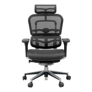 オフィスチェアー エルゴヒューマンベーシックH ベーシック 3rdファブリック、エラストメリック・メッシュ12色対応 f-room