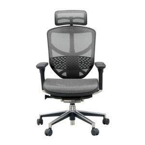 オフィスチェアー エルゴヒューマンエンジョイH 3dファブリック、エラストメリックメッシュ全12色対応 f-room