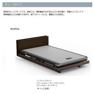パラマウントセミダブル電動ベッド インタイム1000 1+1モーター ハリウッドスタイル/キューブタイプ  開梱設置送料無料 北海道・沖縄・離島は除く|f-room
