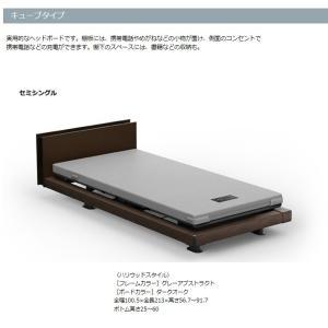 パラマウントセミシングル電動ベッド インタイム1000 2モーター ハリウッドスタイル/キューブタイプ  開梱設置送料無料 北海道・沖縄・離島は除く|f-room