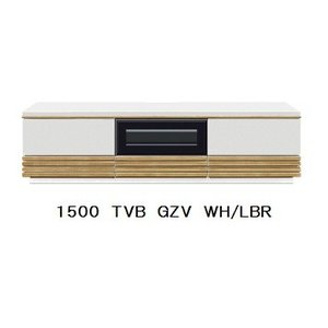 GZV 150 TVB 2色対応(BK/WN・WH/LBR) UV塗装(ピカピカ仕上げ) 開梱設置送料無料 北海道・沖縄・離島は除く|f-room