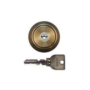 MIWA(美和ロック) U9 LA(DA)シリンダー (扉厚33〜42mm対応 CB色) 在庫あり|f-secure