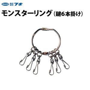 モンスターリング 6本掛け f-secure