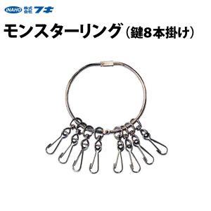 モンスターリング 8本掛け f-secure
