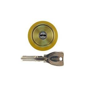 MIWA(美和ロック) PR DZ(BH)シリンダー (扉厚33〜42mm対応 BS色)|f-secure