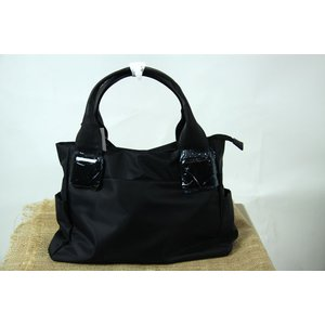17AW◆f-shop◆シビリゼ ナイロントートバッグ06228-19 lady* LBAG|f-shop1975