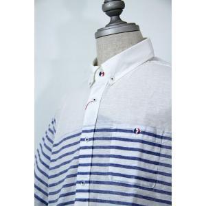 SALE◆f−shop◆ラウラフェリーチェ 50サイズ 半袖シャツ126-3504-B5 HSH*2L|f-shop1975