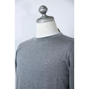 AW30%OFF ラウラフェリーチェ 48-50サイズ 長袖Tシャツ 127-5101-N4 LT*L LT*2L|f-shop1975