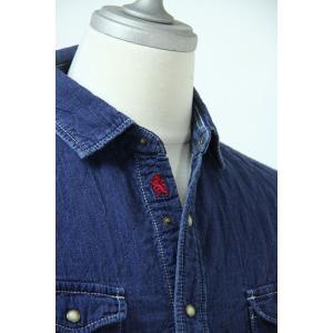 ラウラフェリーチェ 50サイズ 長袖シャツ0129-3104-26 HSH*2L|f-shop1975