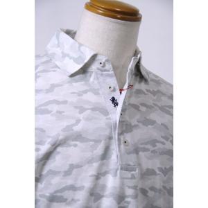 ラウラフェリーチェ 48サイズ ポロシャツ130-4505-12 HPS*L HPS*2L|f-shop1975