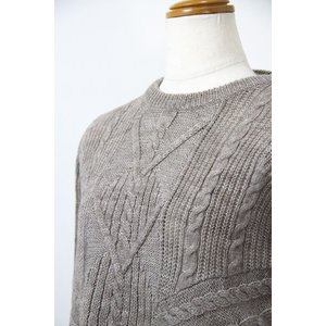 AW30%OFF シビリゼ 40サイズ セーター14405-55 lady* AWLKN|f-shop1975