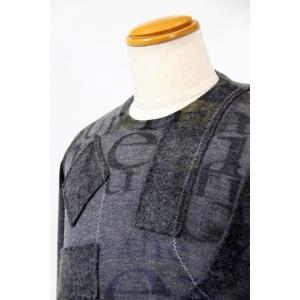 AW50%OFF サンタフェ 52サイズ セーター14411-17 KN*3L|f-shop1975
