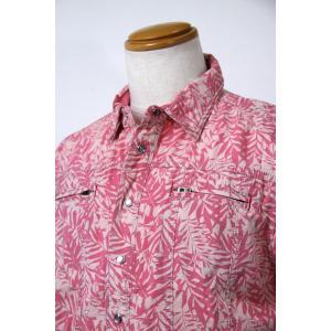 15SS◆f-shop◆バラシ★48サイズ半袖シャツ5250-1551-60 HSH*L|f-shop1975