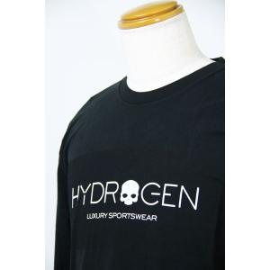 ハイドロゲン L-3XLサイズ長袖Tシャツ170003-007 LT*L LT*2L LT*3L|f-shop1975