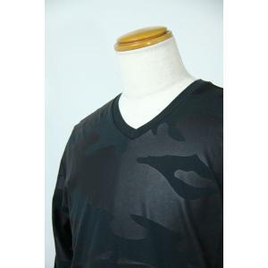 ハイドロゲン L-3XLサイズ長袖Tシャツ170614-007 LT*L LT*2L LT*3L|f-shop1975