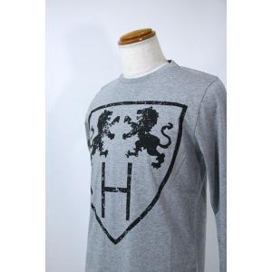 ハイドロゲン  S-XXLサイズ長袖Tシャツ190004-15 LT*M|f-shop1975