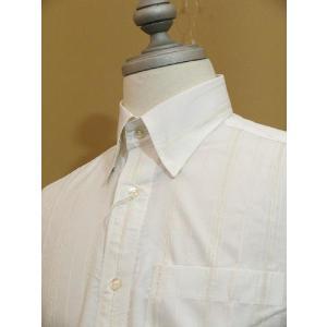 AW50%OFF◆f-shop◆ヴィンチェレ★46サイズ★ドレスシャツ2229-48-0 LSH*M|f-shop1975