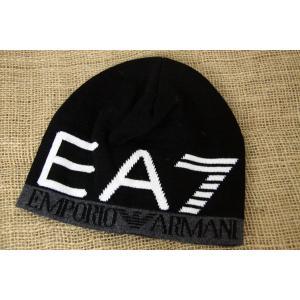 EA7 EMPORIO ARMANI  ニットキャップ275560-7A393-00020【 アルマーニ EA7 】 MKO|f-shop1975