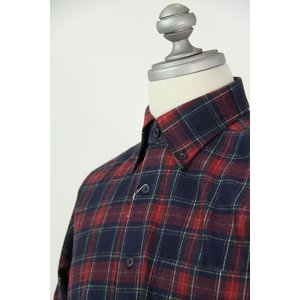 AW70%OFF◆f-shop◆ヴィットリオカリーニ★シャツ4130-1032-53 LSH*M LSH*L|f-shop1975