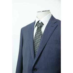 ブルーステッチ AB6号スーツ3141ブルー系  sui*2L|f-shop1975