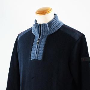 セーター バラシ 46-48サイズ3150-5005-51 ネイビー コンKN*M KN*L bar...