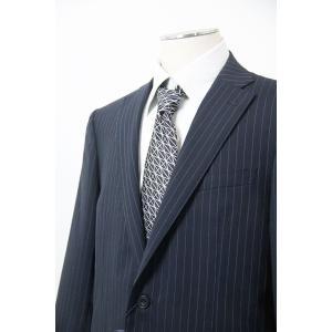 ブルーステッチ BE5号スーツ3161コンストライプ  sui*2L|f-shop1975