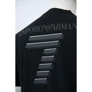 SS20%OFF  EA7 EMPORIO ARMANI   L-3XLサイズ 半袖Tシャツ3YPT94-PJ18Z-1200 HT*L HT*2L HT*3L アルマーニ|f-shop1975