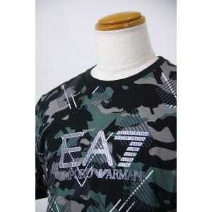 SS20%OFF  EA7 EMPORIO ARMANI  L-3XLサイズ半袖Tシャツ3YPTL5-PJD6Z-2814 アルマーニ|f-shop1975