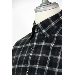 AW70%OFF◆f-shop◆ヴィットリオカリーニ★シャツ4130-1035-31 LSH*M LSH*L LSH*2L f-shop1975