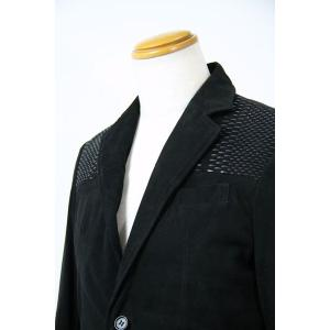 AW30%OFF◆f-shop◆サンタフェ★52サイズ 革ジャケット46102-17 JK*3L|f-shop1975