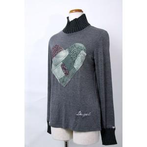 AW30%OFF◆f-shop◆デシグアルdesigual Mサイズ Tシャツ 48T2537-2067 lady*|f-shop1975